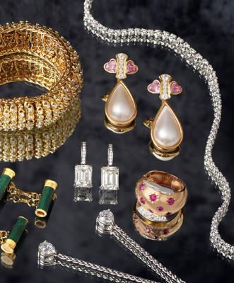 Fine Jewellery, Watches & Silver