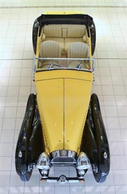 Lot 294 - 1935 Bugatti Type 57 Grand Raid  Registration number: JPL 647 Chassis number. 57324 Engine...