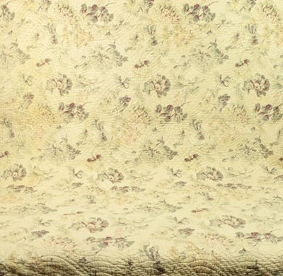 Lot 2009 - Early 20th Century Reversible Quilt, very...