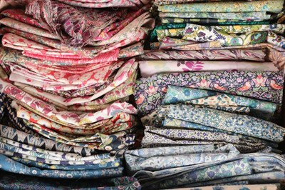 Lot 2011 - A Collection of Liberty Tana Lawn, Cotton,...