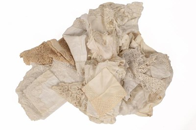 Lot 2031 - Assorted Late 19th/Early 20th Century Cotton...