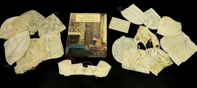 Lot 2049 - Collection of 19th Century White Cotton and...
