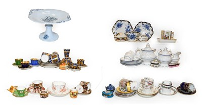 Lot 13 - Two trays of assorted ceramics including Royal...