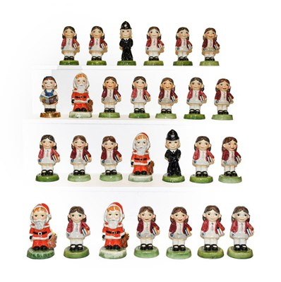 Lot 17 - A collection of limited edition Carlton Kids...