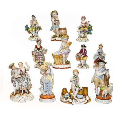 Lot 43 - A collection of mainly 19th century...