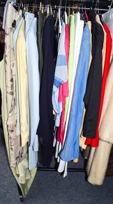 Lot 1055 - Modern ladies costume, comprising: an Apriori...