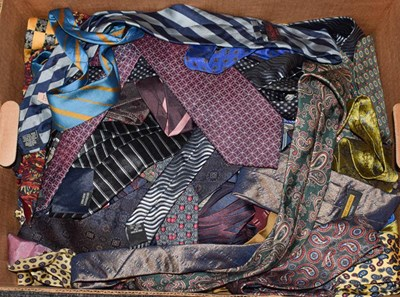 Lot 1006 - A collection of post 1950 gents ties, mainly...
