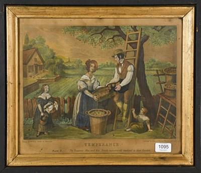 Lot 1095 - A 19th century print after T H Jones,...