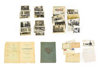 Lot 18 - A Small Archive of Second World War POW...