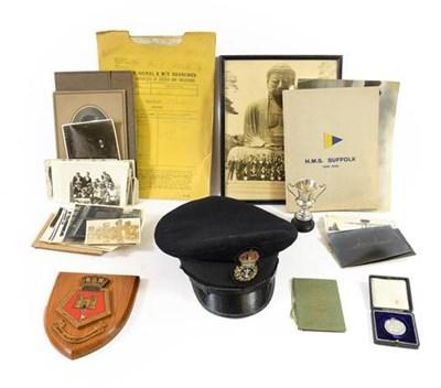 Lot 21 - An Interesting Collection of Interwar Period...