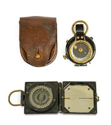 Lot 26 - A Verner's Type Prismatic Marching Pocket...