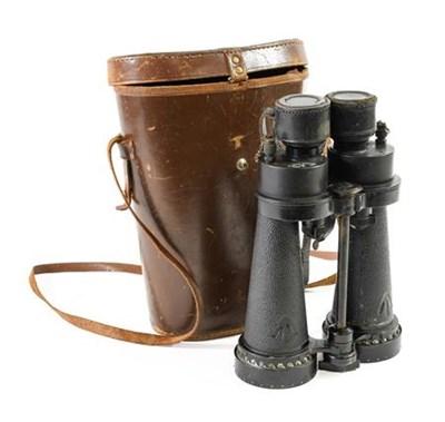 Lot 27 - A Pair of Second World War CF41 x8 Binoculars...