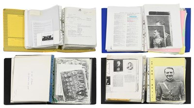 Lot 33 - A Large Collection of Private Research...