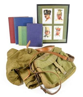 Lot 50 - A Small Quantity of Militaria, including a...
