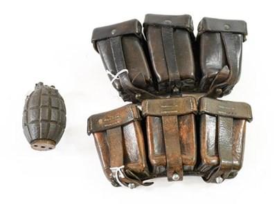 Lot 53 - A First World War British Mills Bomb (Hand...