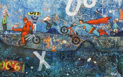 Lot 1030 - Richard Burel (Contemporary) French...