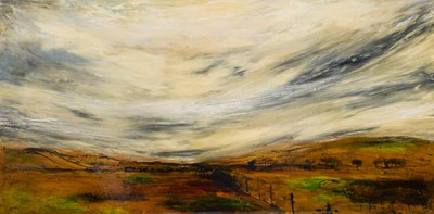 Lot 1040 - Frances Ackland Snow (Contemporary) ''Running...