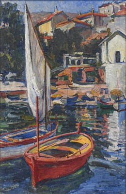Lot 1053 - Attributed to Dora Meeson (1869-1955)...