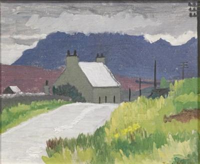 Lot 1055 - Francis Watt (Contemporary) ''Rain Sun and...