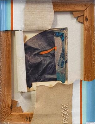 Lot 1062 - Peter Ward (Contemporary) ''Painting No.13''...