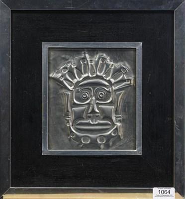 Lot 1064 - Giuliano Caneva (b.1948) Italian ''Mask''...