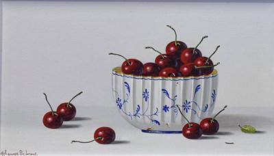 Lot 1070 - Johannes Eedermans (1950) Dutch Still life of...