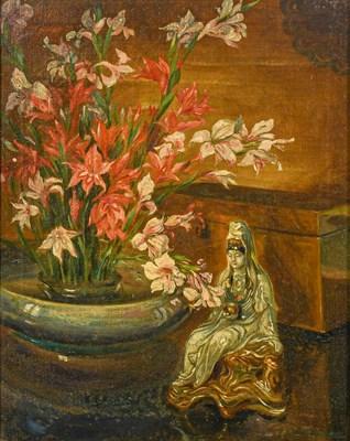 Lot 1073 - Paul Greville Hudson (1876-1960) Still life of...