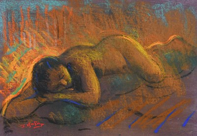 Lot 1079 - John Mackie (b.1955) ''Light and Shade St....