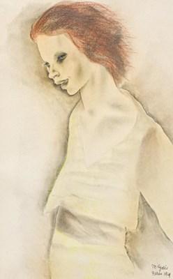 Lot 1083 - Mariette Lydis (1887-1970) Austrian Portrait...