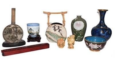 Lot 43 - A quantity of 20th century Asian art,...
