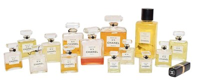 Lot 81 - Assorted Chanel dummy factices, comprising...