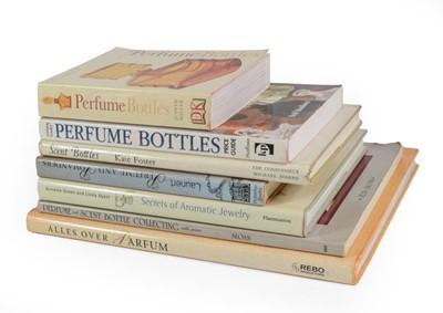 Lot 50 - Seven Various Books on Scent-Bottles,...