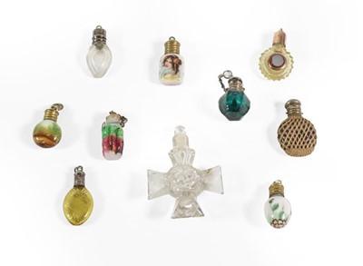Lot 6 - A Collection of Ten Various Miniature...