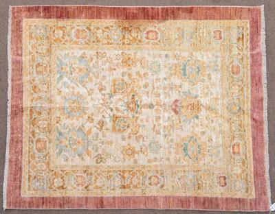 Lot 491 - Good Ushak Design Rug Anatolia, modern The...