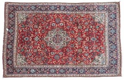 Lot 495 - Saroukh Carpet Central Iran, 20th century The...