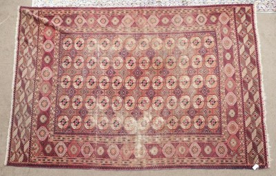 Lot 498 - Tekke Carpet Emirate of Bukhara, circa 1900...