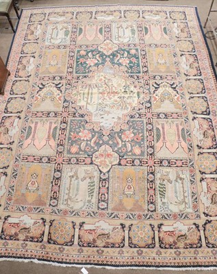 Lot 483 - Tabriz Carpet Iranian Azerbaijan, circa 1950...