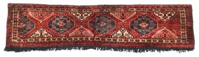 Lot 514 - Good Ersari Turkmen Torba Central Amu Darya...