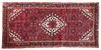 Lot 518 - Husseinabad Rug Central/West Iran, circa 1960...