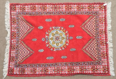 Lot 519 - Moroccan Berber Rug, Late 20th Century The...