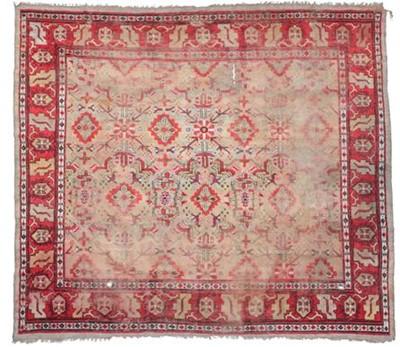 Lot 520 - Amritsar Carpet North West India, circa 1900...
