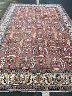 Lot 521 - Tabriz Carpet Iranian Azerbaijan, circa 1940...