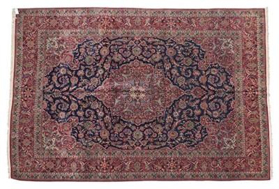 Lot 526 - Kashan Carpet, Central Iran Central Iran,...