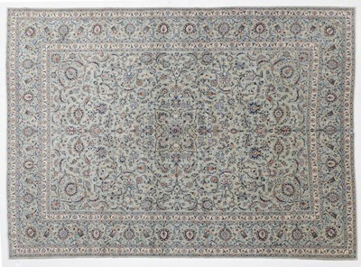 Lot 486 - Kashan Carpet Central Iran, circa 1970 The...
