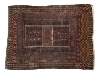 Lot 547 - Saryk Ensi South East Turkestan, circa 1900...