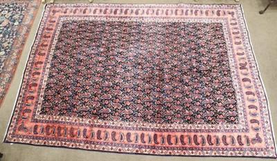 Lot 488 - Khorasan Carpet East Iran, circa 1940 The...