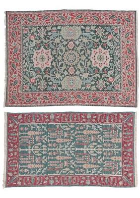 Lot 556 - Arts & Crafts Design Soumakh Carpet, modern...