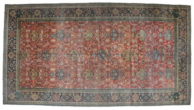 Lot 559 - North West Persian Carpet of unusual size,...