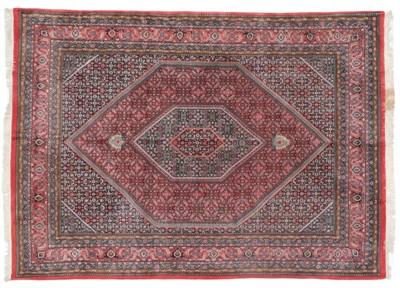 Lot 490 - Indian Carpet, circa 1970 The Herati field...