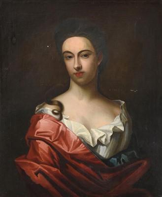 Lot 350 - Follower of Michael Dahl (1659-1743) Swedish...